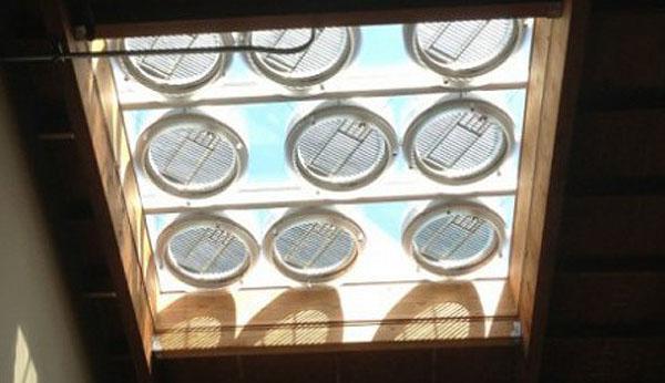 Инновационная технология осветит дом без электричества
