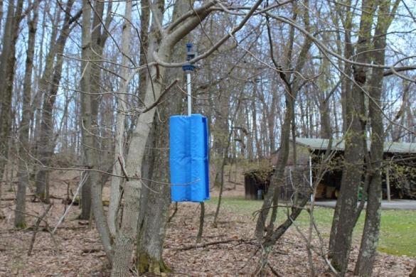 Складной ветрогенератор - для дачи и похода