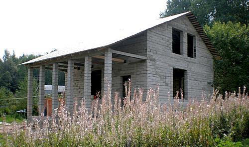 Строительство дома по ТИСЭ
