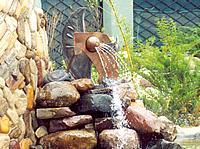 Высокомощный садовый насос
